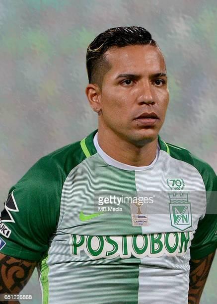 Colombia League Liga Aguila 20162017 / 'nClub Atletico Nacional Medellin Colombia 'nDayro Moreno