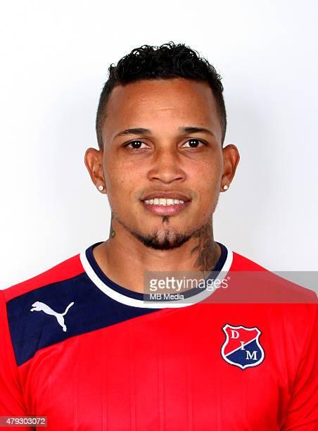 Colombia League Postobom Liga 20142015 Deportivo Independiente Medellin Colombia / Amilcar Henriquez