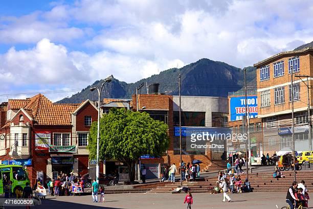 Colômbia-Plaza Veinte de Julio, Bogotá