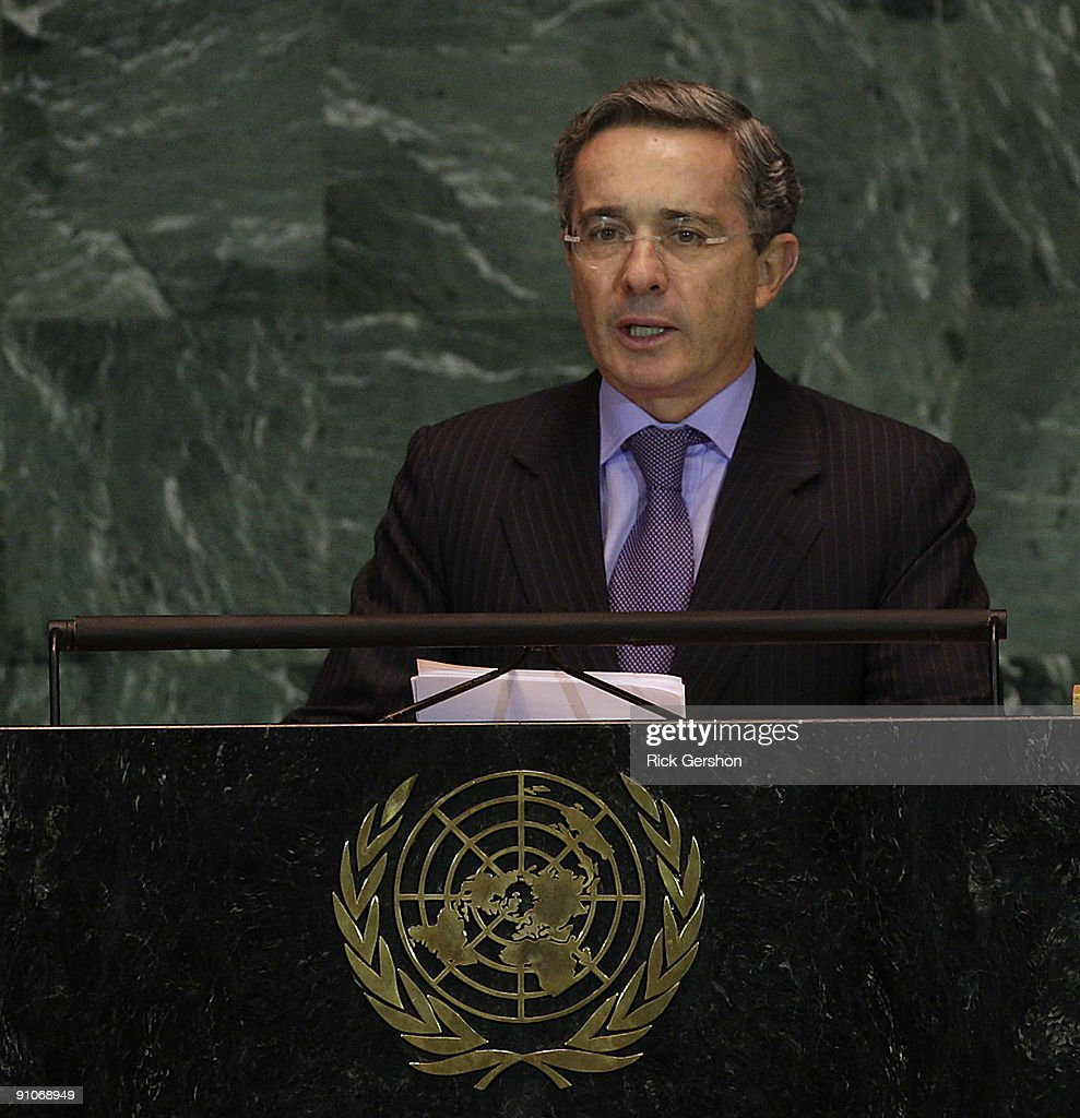 World Leaders Attend First Day Of UN General Assembly
