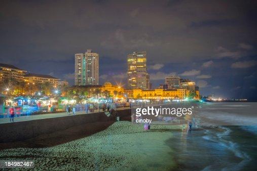 Colombo Beach Nightlife