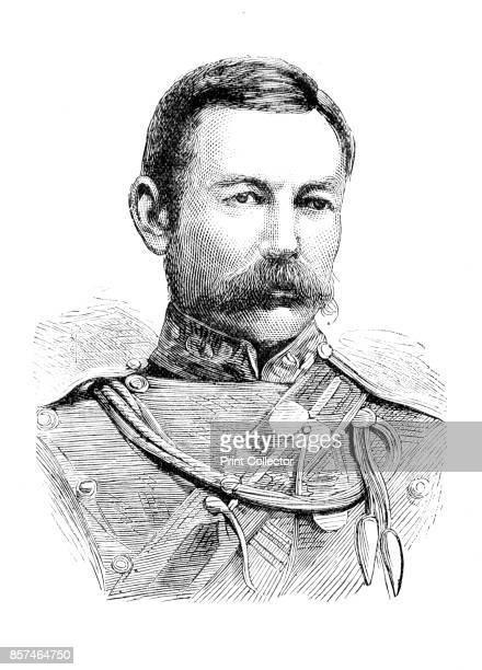 Colonel Drury Lowe CB' circa 1880 LieutenantGeneral Sir Drury Curzon DruryLowe British Army officer Episode of the AngloZulu Wars From British...