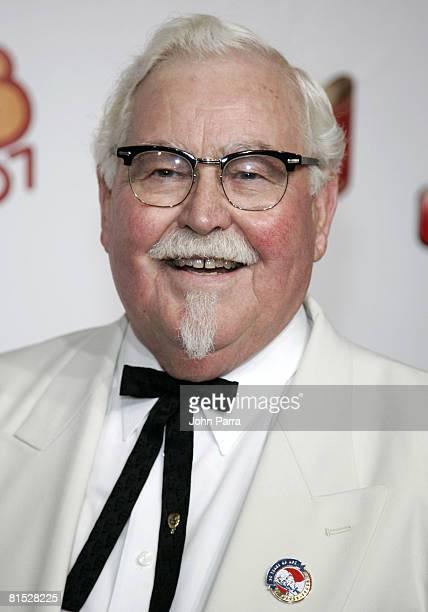Colonel Sanders of KFC