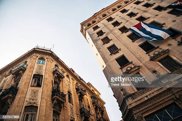 Gebäude aus der Kolonialzeit in Havanna, Kuba