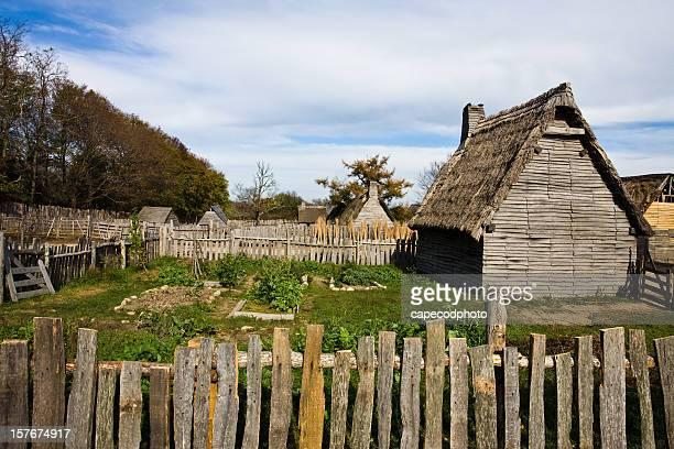 Colonial hogares y al jardín