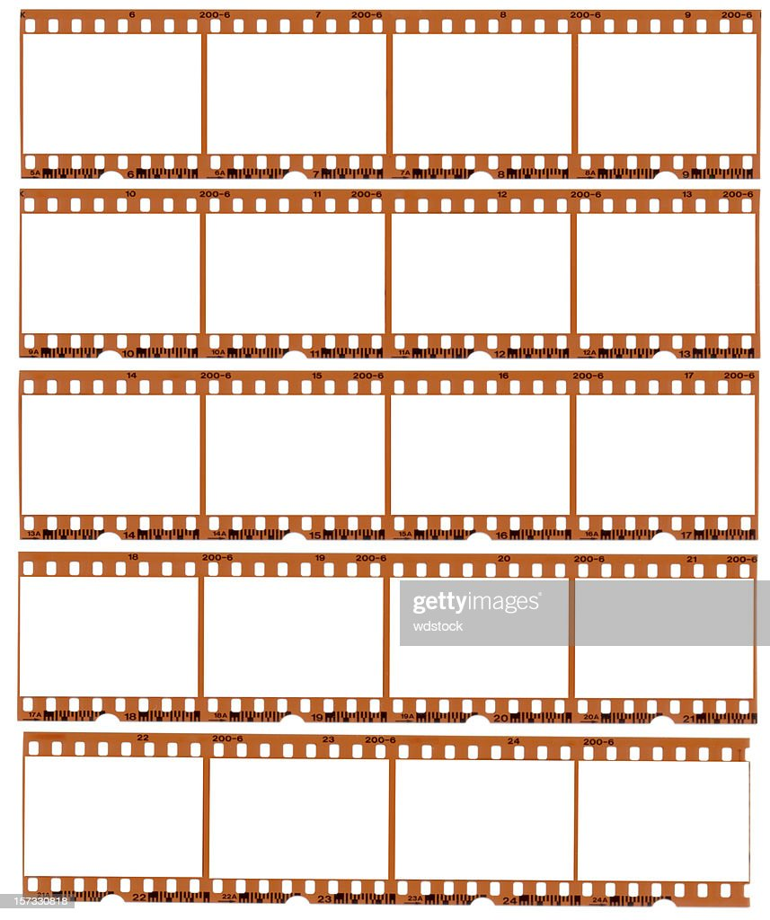 film strip coloring pages - photo#26