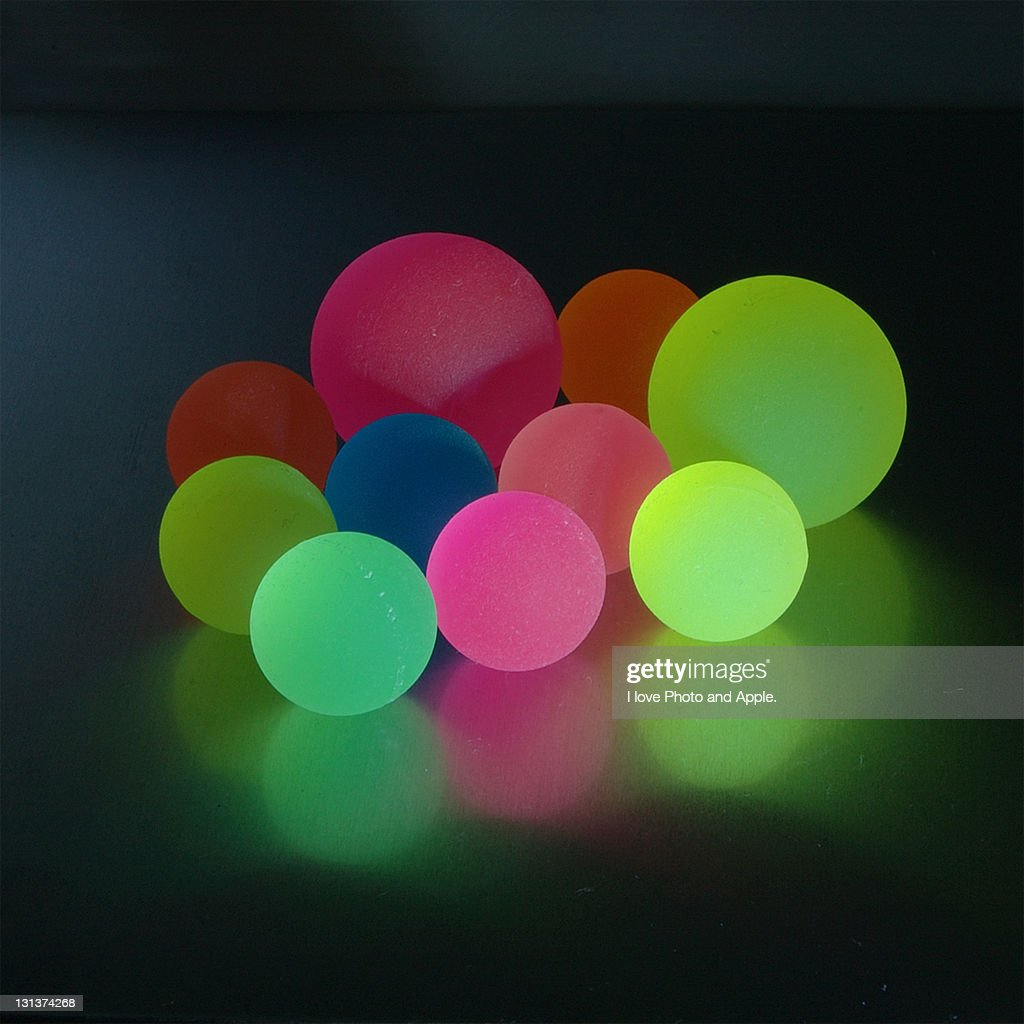 Color balls : Stock Photo