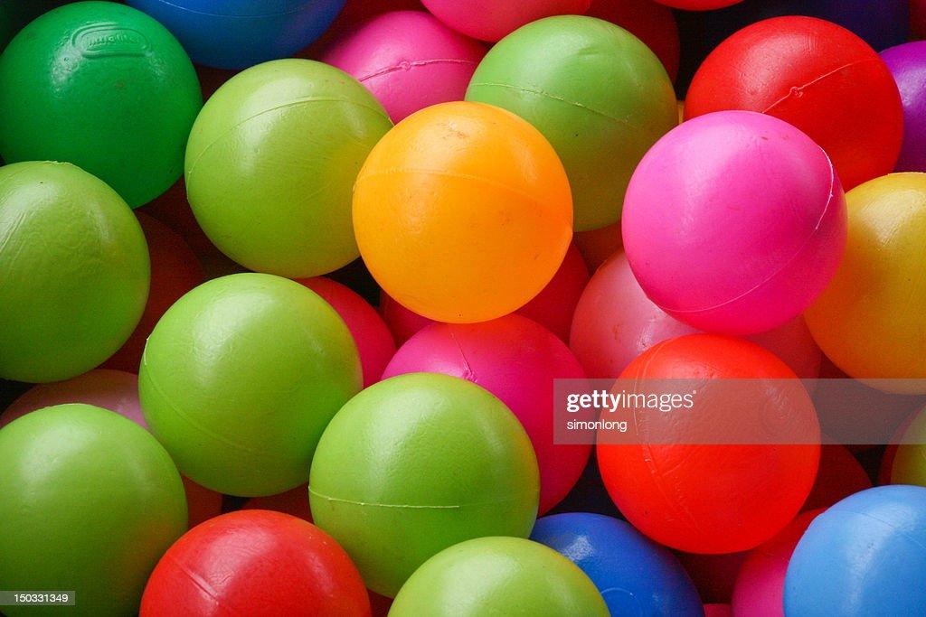 Color balls : Stock Photo