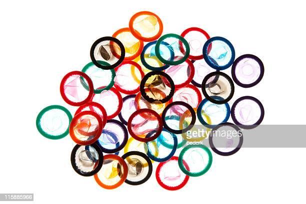 Farbe Kondome#5