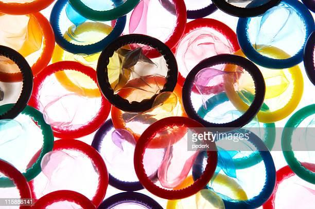 Farbe Kondome#9