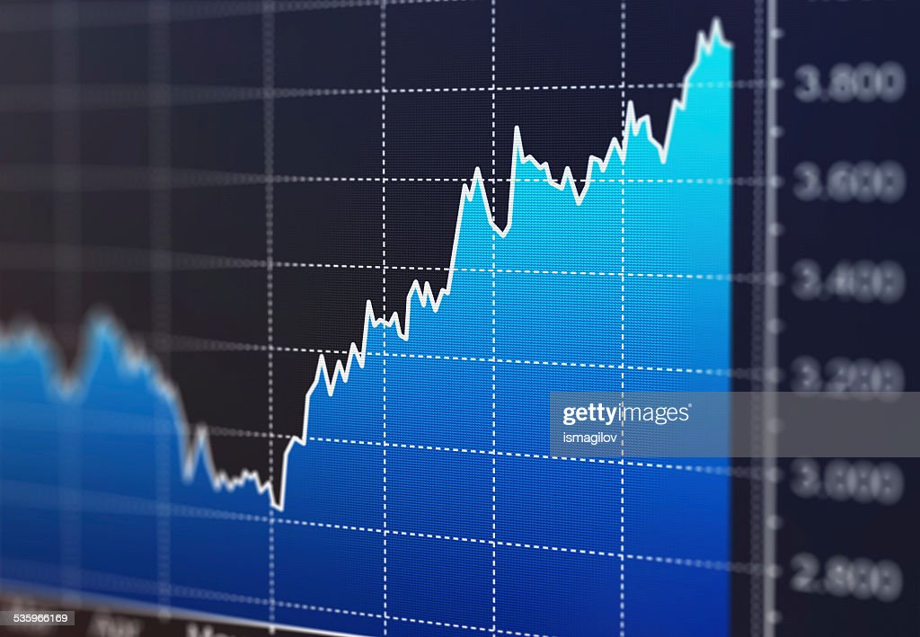 color graph : Stock Photo