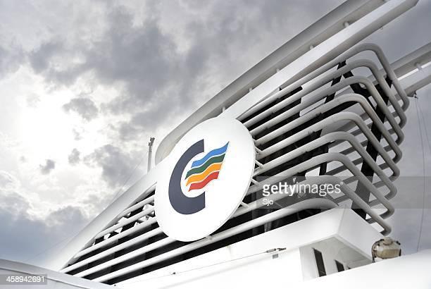 Color lines logo