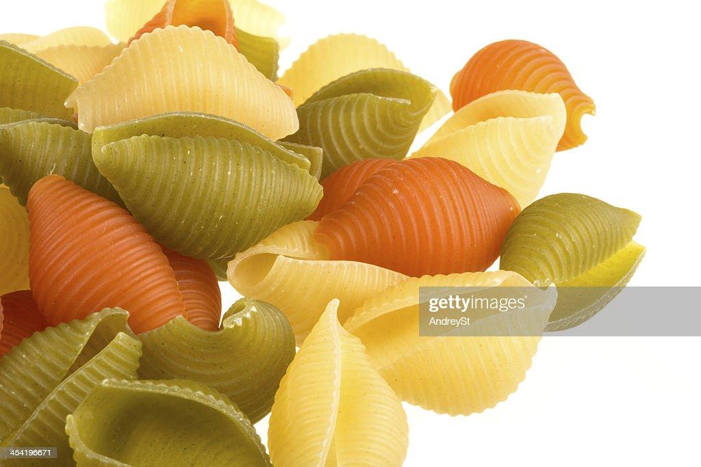 Color macaroni : Stock Photo