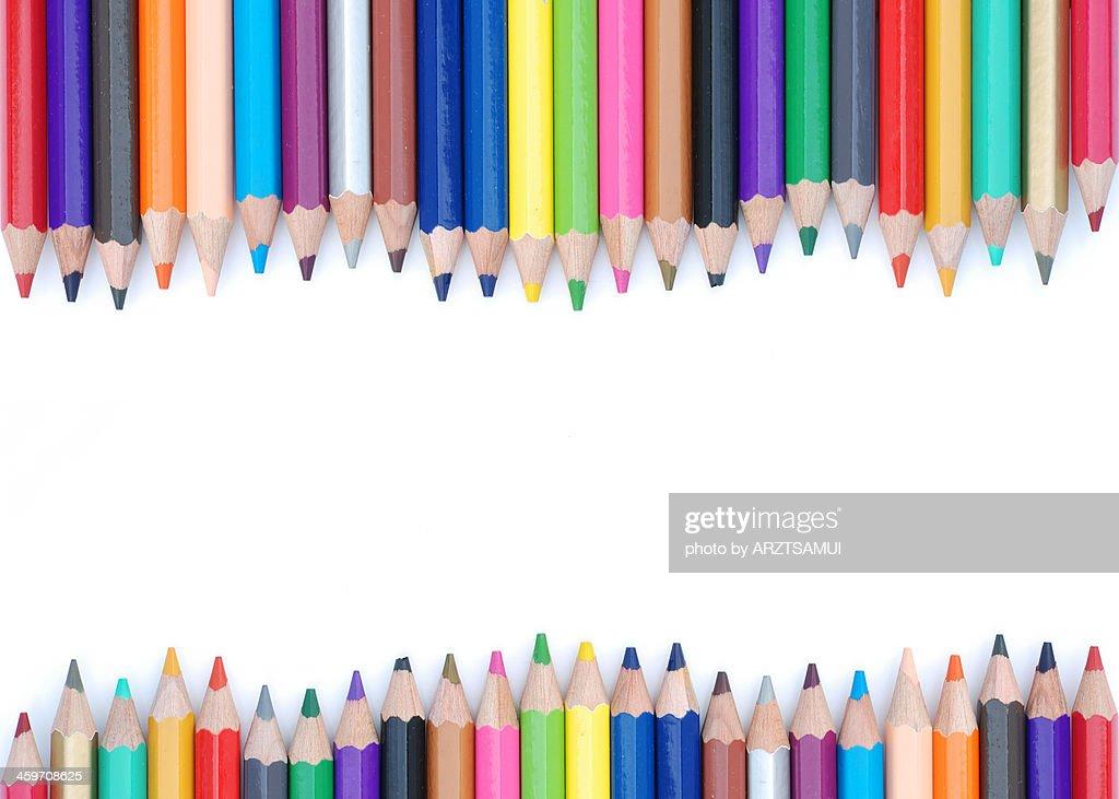 color pencil : Stock Photo