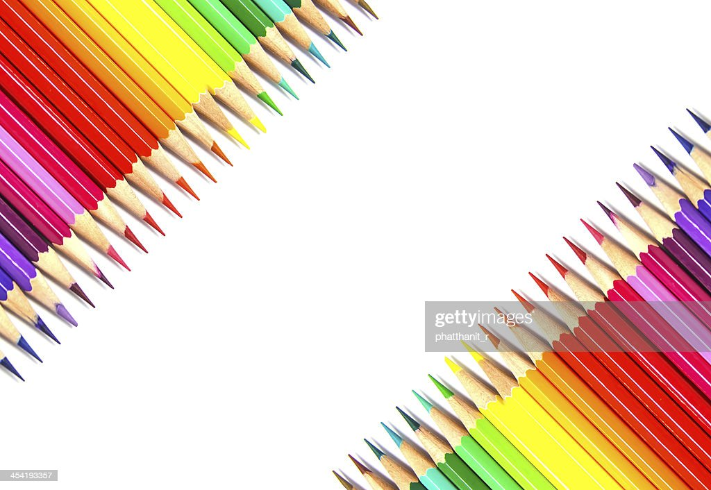Color pencils : Stock Photo