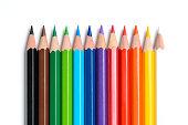 Color pencils, crayons