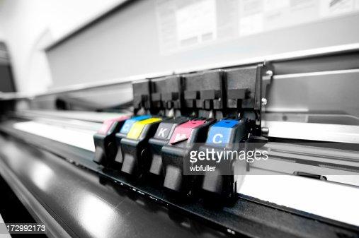 Color Printer Printing