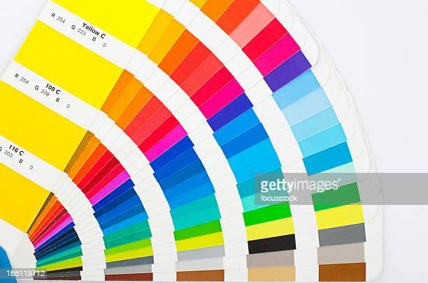 Échelle de couleur