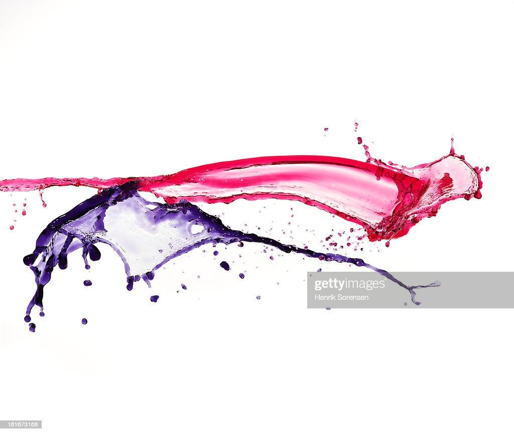 Color Splash : Stock Photo