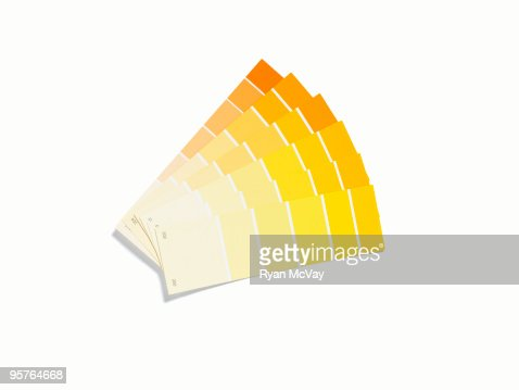 color swatches on white