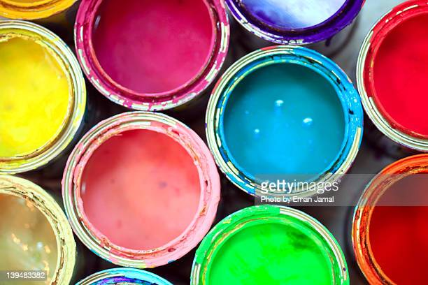Color tins