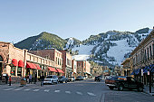 USA, Colorado, Aspen