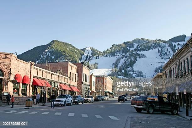 USA, Colorado, Aspen