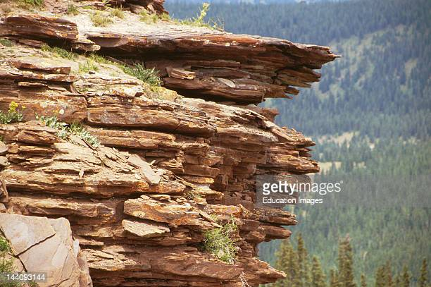 Red Shale Stone : Shale stock photos and pictures getty images