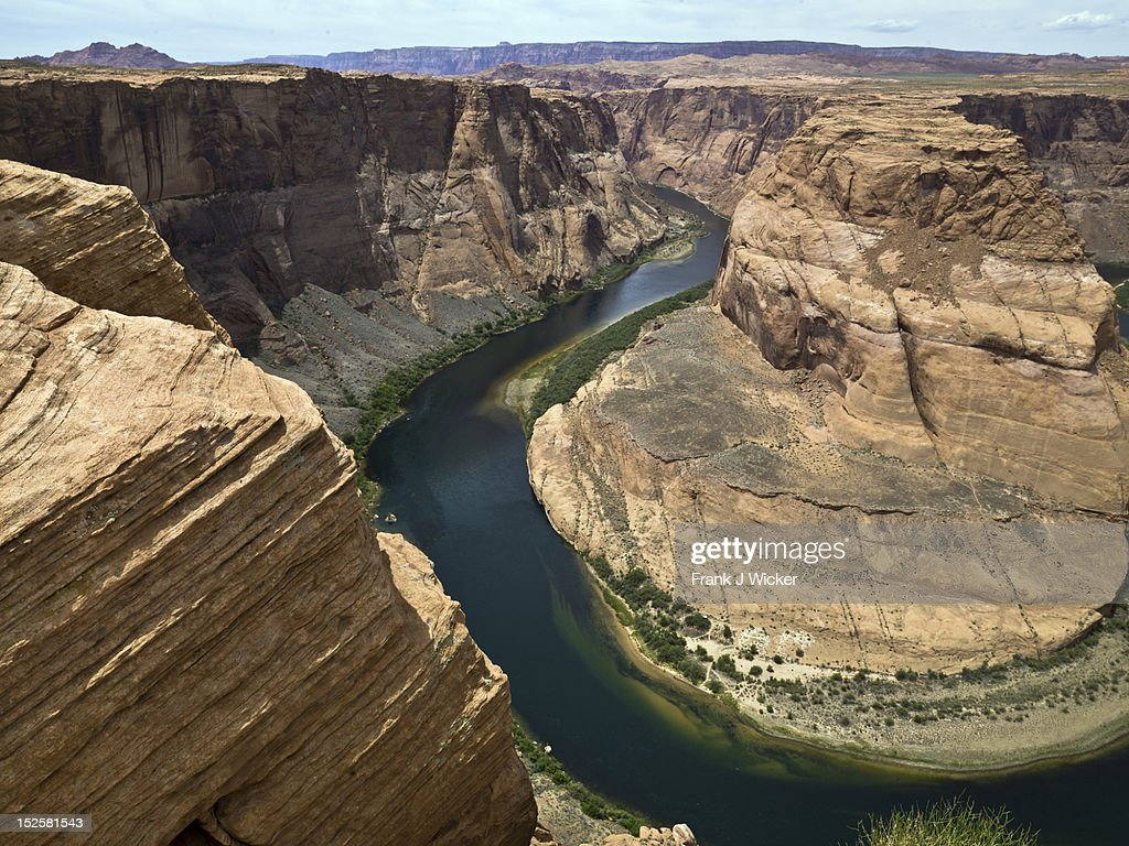 Colorado River at Bend