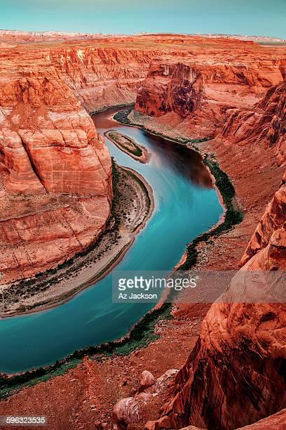 Colorado River at Horseshoe Bend