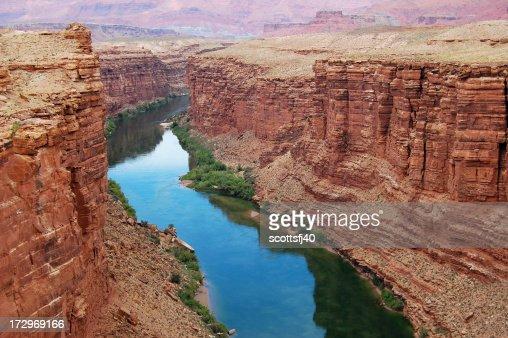 Colorado River at Marble Canyon