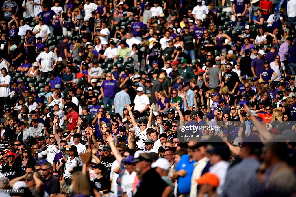 colorado rockies fans