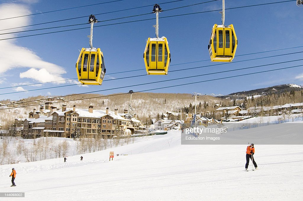 Colorado Snowmass Ski Resort