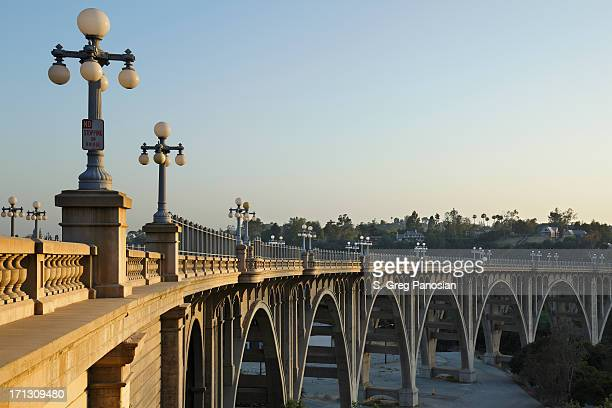 Colorado State Bridge across the Arroyo Seco in Pasadena