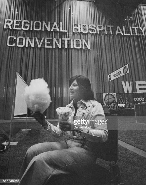 ColoradoWyoming Restaurant Association Linda Gies Roberts Dairy with Cotton Candy Popcorn Credit Denver Post
