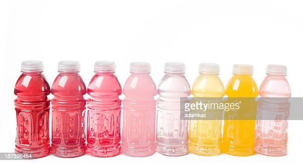 Bebidas de color