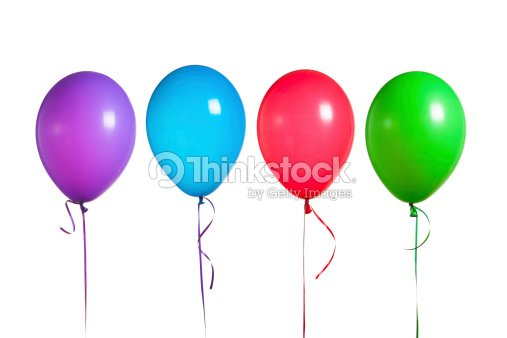 bunte luftballons gruppe stock foto thinkstock. Black Bedroom Furniture Sets. Home Design Ideas