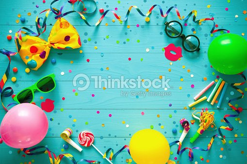 colorful birthday or carnival background stock photo thinkstock