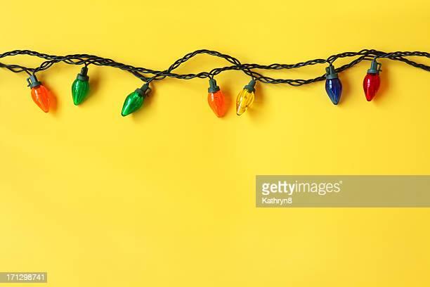 Colorato luci di Natale