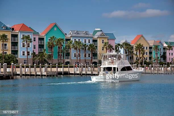 Colorful Condominiums