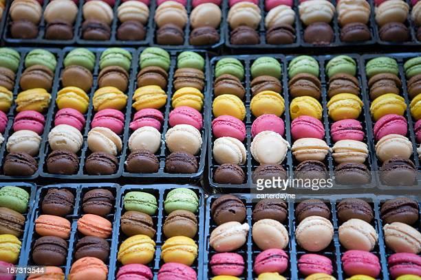 Coloré de Macarons