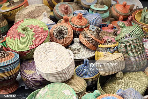 Handmade American Baskets : Angola stock photos and pictures getty images