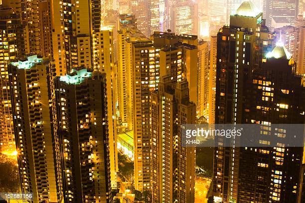 Bunte HONGKONG