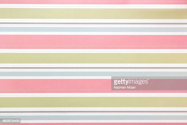 Colorful horizontal lines background.