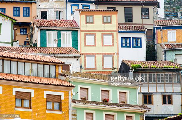 Colorful Houses in Cudillero