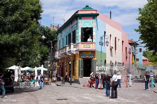Colorido La Boca, Buenos Aires, Argentina