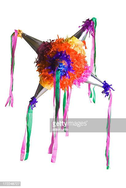 colorful mexican piñata