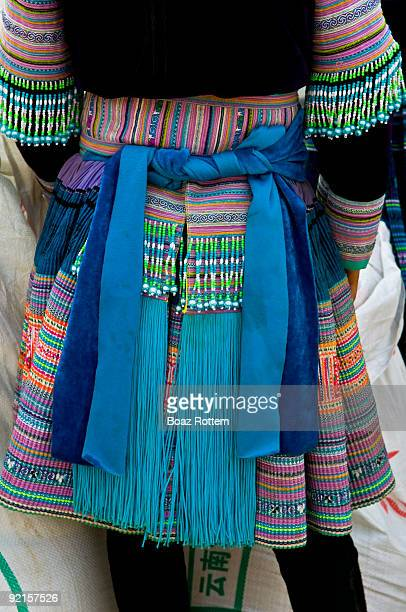Colorful Miao/ Hmong Dress