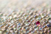 Colorful Microbeads