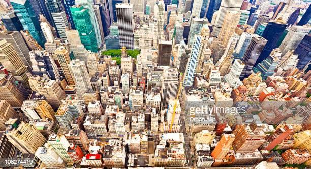 カラフルなニューヨーク